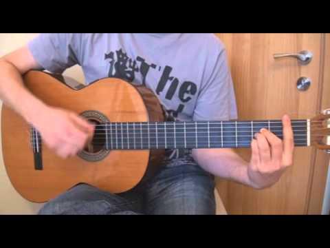 How To Play Hair - Lady Gaga On Guitar Tutorial