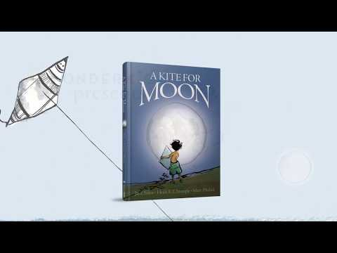 A Kite for Moon, Jane Yolen, Heidi E.Y. Stemple, Matt Phelan