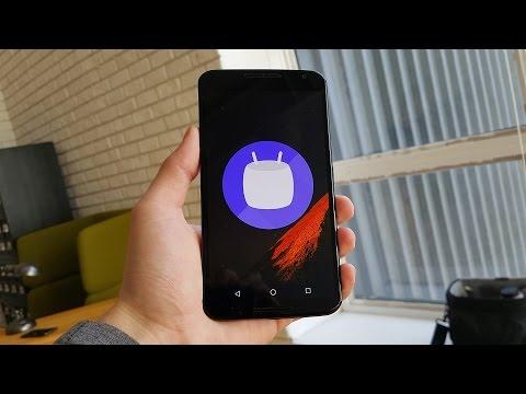 Подробный обзор Android 6.0 Marshmallow