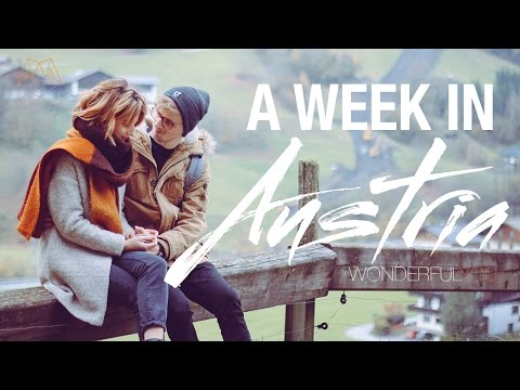 A WEEK IN AUSTRIA | Wonderful You Travel Vlog