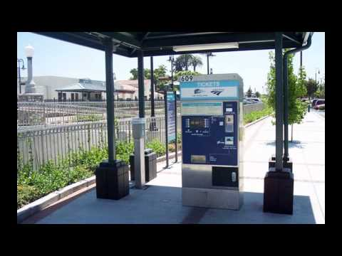 Orange Metrolink Station - Metrolink Inland Empire-Orange County and Orange County Lines