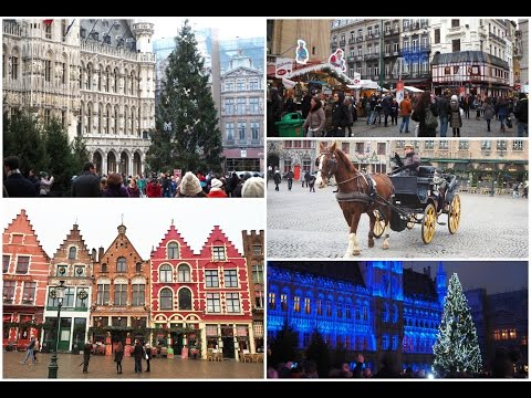 Belgium Christmas 2014 - Brussels and Brugge ♡