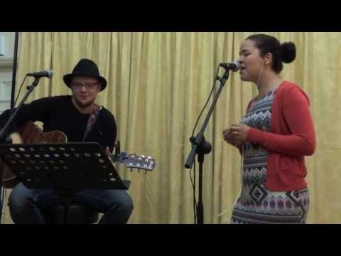 Ruth & Ash - Holding Out For A Hero [Bonnie Tyler] Acoustic Version