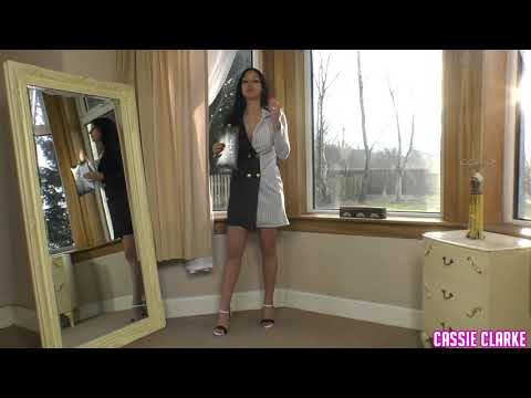 Marilyn Beige Pantyhose Review In Lingerie With Cassie Clarke - Tights 15 denierиз YouTube · Длительность: 6 мин32 с