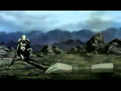 Claymore -  death of Teresa