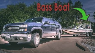 My Bass Boat And Truck Tour! (FINALLY) I TylersReelFishing Vlog