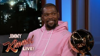 Download Kevin Durant on J.R. Smith Blunder, LeBron James & Partying After Finals Win Mp3 and Videos