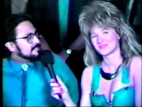The Groove Merchants Live & Interview - Circa 1991
