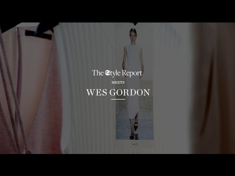 Designer Wes Gordon's Journey Through the Fashion World | MATCHESFASHION.COM