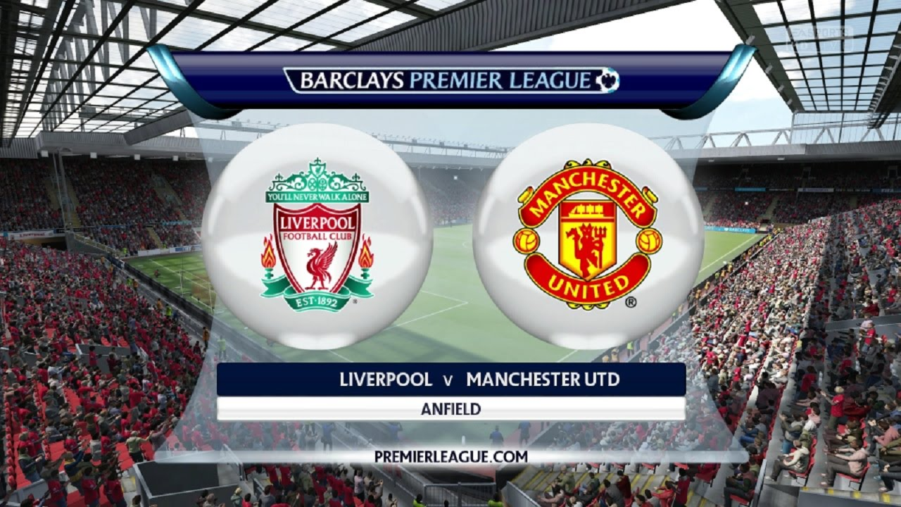 liverpool fc vs manchester united stats