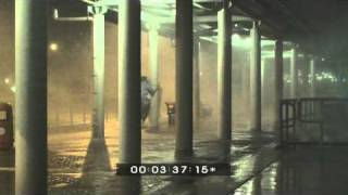 Typhoon Koppu Extreme Wind And Storm Surge Stock Footage Part 2 1440x1080 50i