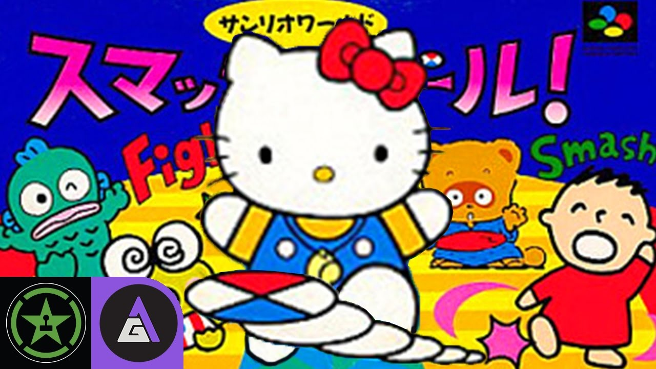 Let's Play - Sanrio World Smash Ball with Game Attack ...