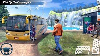 Modern Bus Simulator New parking Games 2021 screenshot 2