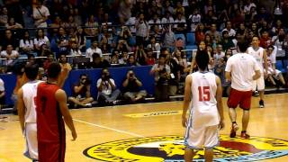 Pinoy Celebrity Dance Battle in basketball court!