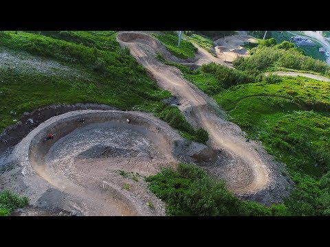 Bikepark Châtel Closing Weekend and Season Recap with Nico Vink and Friends
