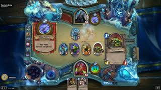 Hearthstone - Ice Crown - Lich King - Rogue and Hunter