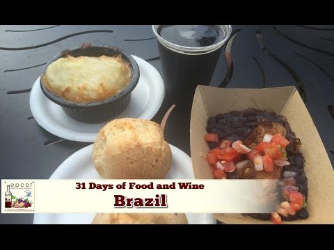 Brazil - Day 27 of Epcot's Food & Wine Festival 2016