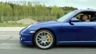 Porsche 911 Turbo S vs 911 Turbo (both 997 generation) from Gustav