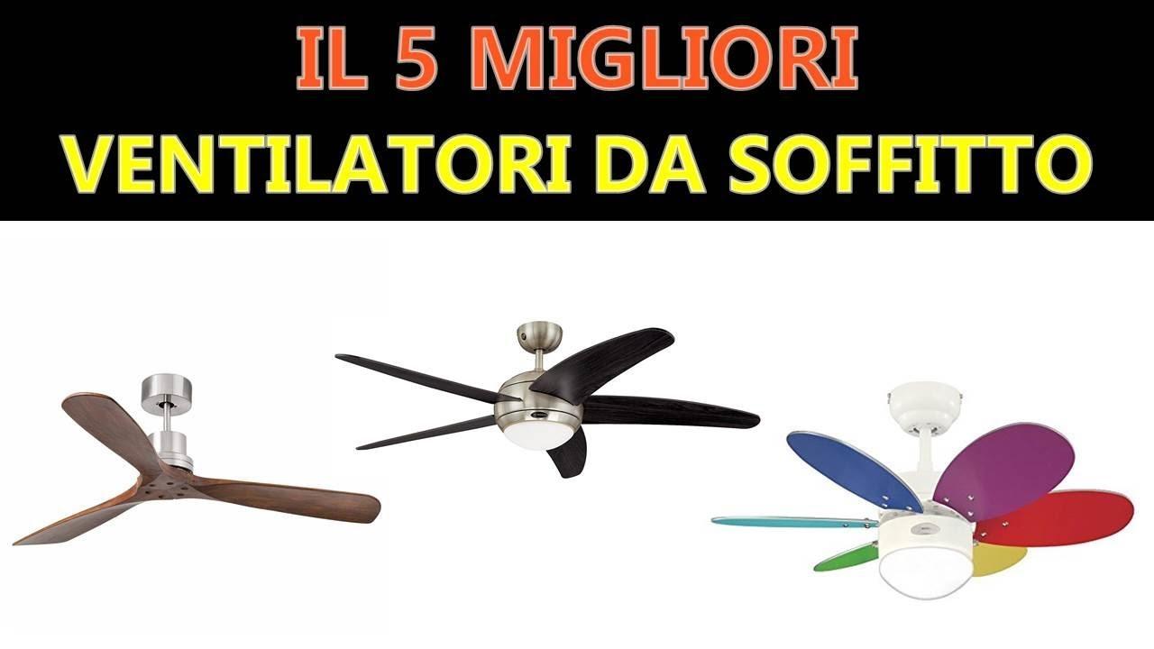 ᐅ Il Miglior Ventilatore Da Soffitto Con Telecomando