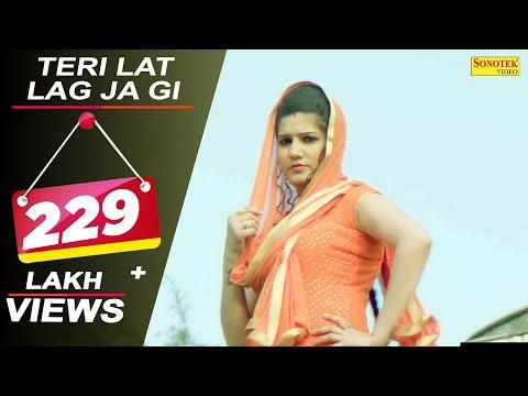 Sapna Chaudhary - Teri Lat Lag Jagi | Rikky ,Ruchika Jangid | Latest Haryanvi Songs Haryanavi 2018
