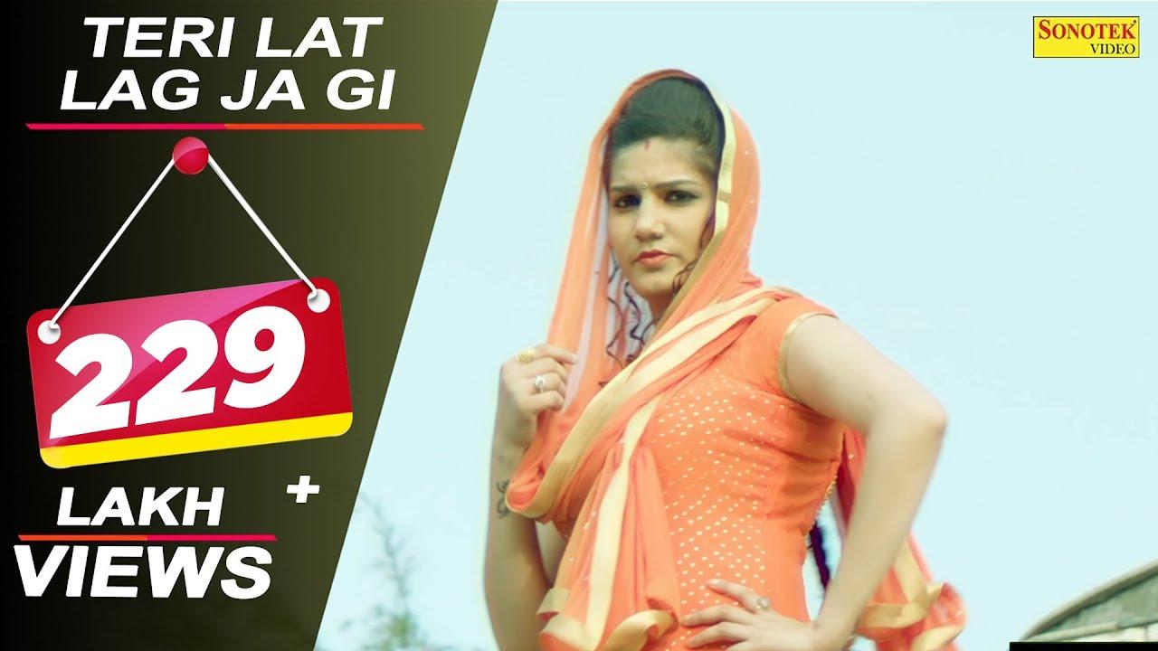 Download Sapna Chaudhary - Teri Lat Lag Jagi | Rikky ,Ruchika Jangid | Latest Haryanvi Songs Haryanavi 2018