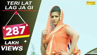 Sapna Chaudhary - Teri Lat Lag Jagi | Rikky, Ruchika Jangid | New Haryanvi Songs Haryanavi 2020