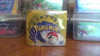COMPLETE Pokemon Booster Box Collection! Base 1st Edition - XY