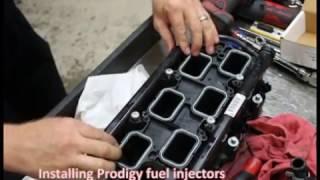 3.6L Jeep Turbo Kit Installation #4   Prodigy Performance