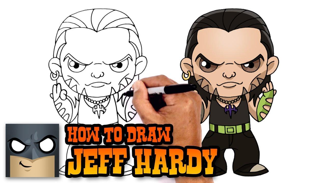 Uncategorized Jeff Hardy Kids how to draw jeff hardy wwe youtube wwe
