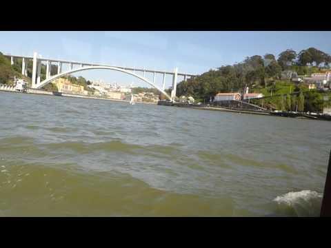 Ouro, Porto - São Pedro da Afurada, Vila Nova de Gaia on boat