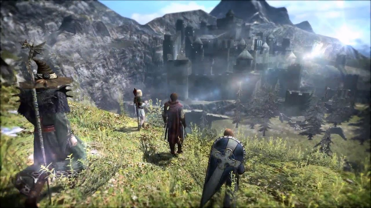 Dragons Dogma Online PS3 PS4