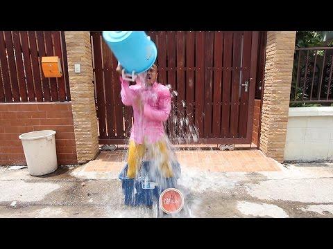 #IceBucketChallengeTh บี้เดอะสกา รับคำท้าเอาน้ำแข็งราดหัว ใครคือคนต่อไป?