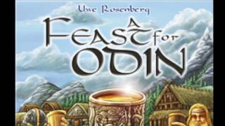 YouTube video Learn to Play: A Feast for Odin