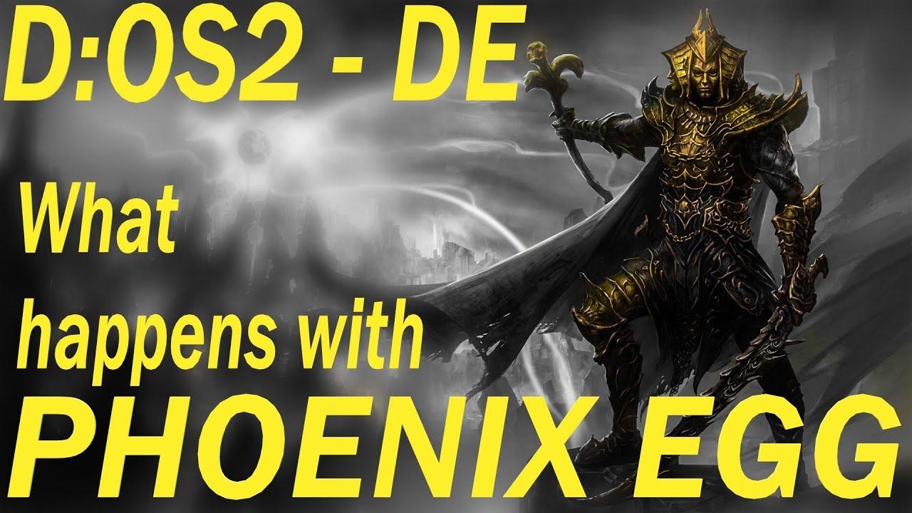 Divinity: Original Sin 2 Definitive Edition - Phoenix Egg - Phoenix  Hatchling Ferno
