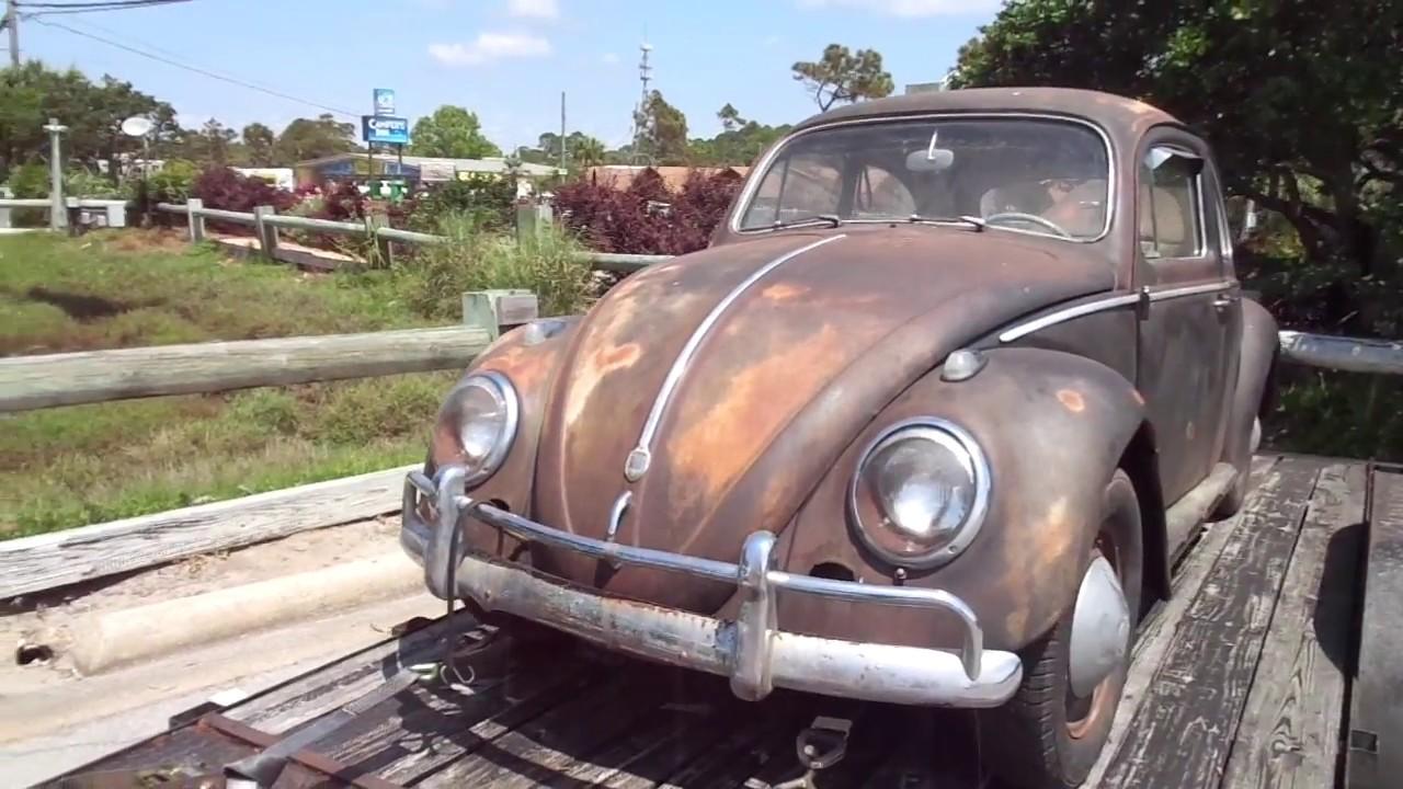 1955 dodge royal barn find for sale - 1961 Vw Beetle Barn Find For Sale