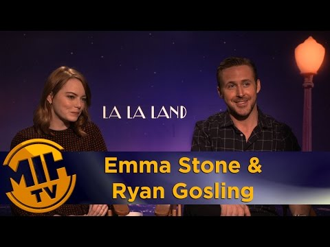 Emma Stone & Ryan Gosling La La Land Interview