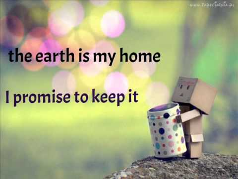 Kids For Saving Earth Promise Song Youtube