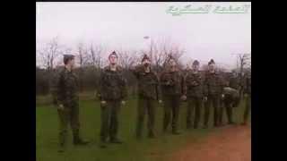 تدريبات مشاة البحرية الملكية البرطانية