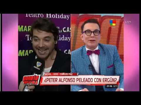 Pedro Alfonso contó cómo es trabajar con Ergün Demir