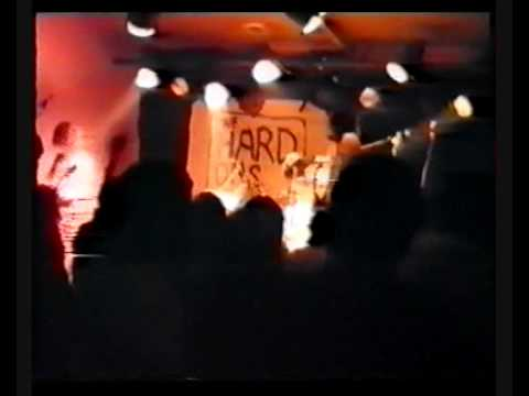 The Hard Ons - Then I Kissed Her (Live early gig)