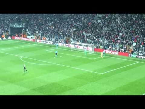 Beşiktaş Lyon (3-3) Penaltılar (20/04/2017) HD