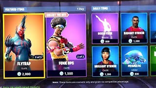 Fortnite Item Shop July 16th 2018! NEW Item Shop July 16th! Daily Item Shop