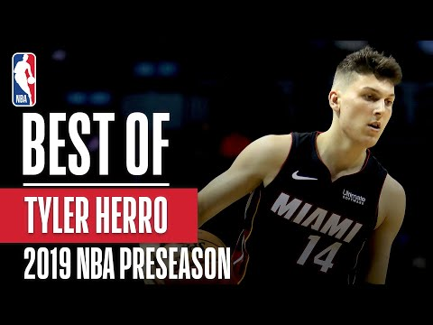 best-of-tyler-herro-from-2019-nba-preseason