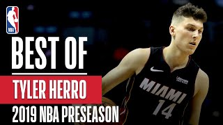 BEST OF TYLER HERRO From 2019 NBA Preseason