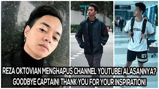 Reza Oktovian Hapus Channel YouTube-nya! (2011-2018)
