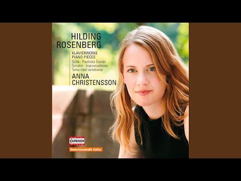 Pianosonatin (Sonatina for Piano) : I. Allegretto