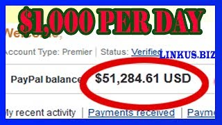 How To Make Money Online Fast From Home 2017 - Ways To Make Money Online $1,000 Per Day Case 6