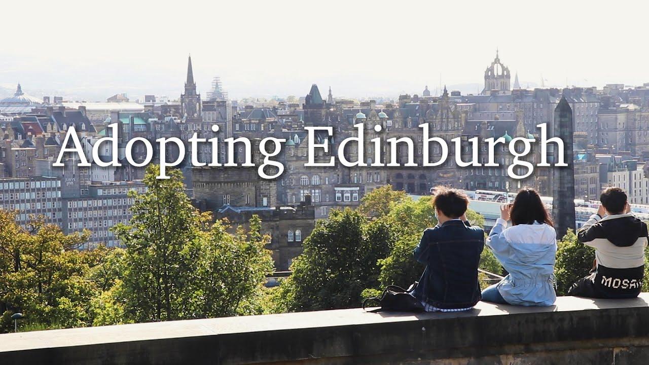 Adopting Edinburgh (My RØDE Reel 2020 entry)