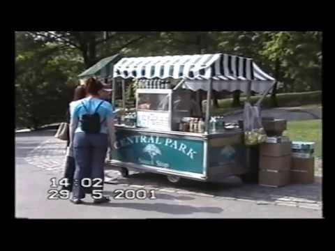 Central Park New York City. 2001