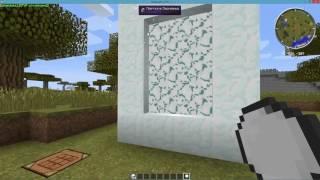 Как построить портал в заснежье DivineRPG